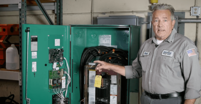 Automatic Transfer Switch – ATS 101 - Duthie Power Services