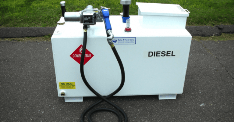 Diesel Fuel Tank >> Cleaning A Generator S Diesel Fuel Tank Duthie Power Services